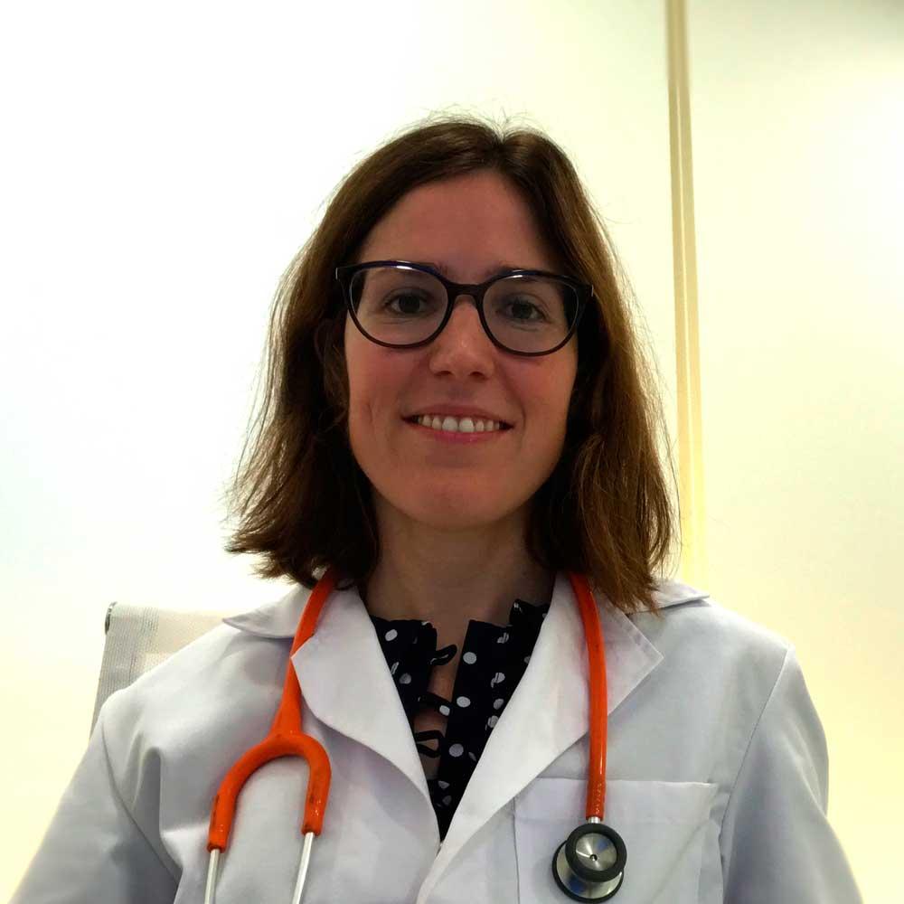 Dra. Marian Cuesta Rodríguez - Pediatra